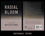 front and back covers of Radial Bloom